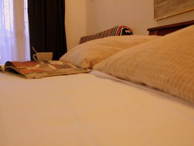 Photo for Charming furnished studio in the heart of the Upper Town