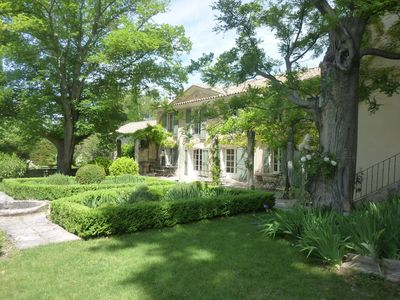 Photo for 18th century family House , in quiet 5000 acres park of old trees,olive orchards