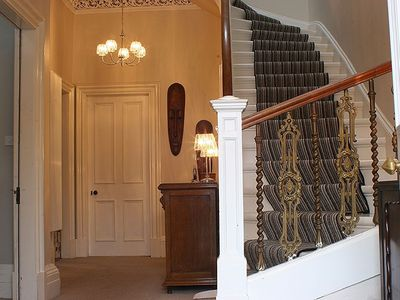 Beautiful entrance hall way