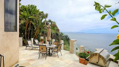 Photo for Pacific Paradise is an oceanfront home that celebrates its glorious panoramic views.
