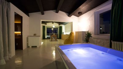 Photo for Exclusive villa in the Marche with large garden and Jacuzzi in the room