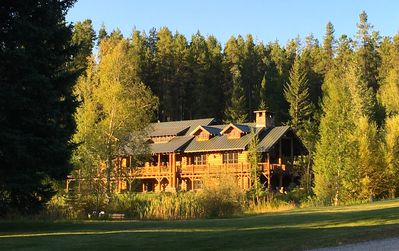 Photo for Private Ranch Next to Glacier National Park