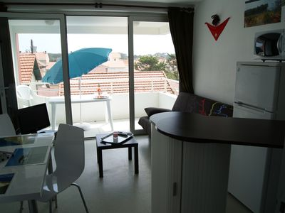 Photo for Mimizan Plage: Apartment/ flat - Mimizan plage