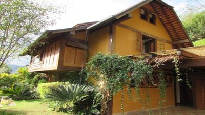 Photo for Charming Chalet In The Best Condominium Of Itaipava