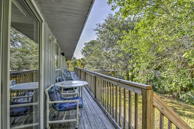 An adventurous Punta Gorda getaway awaits you at this vacation rental house!
