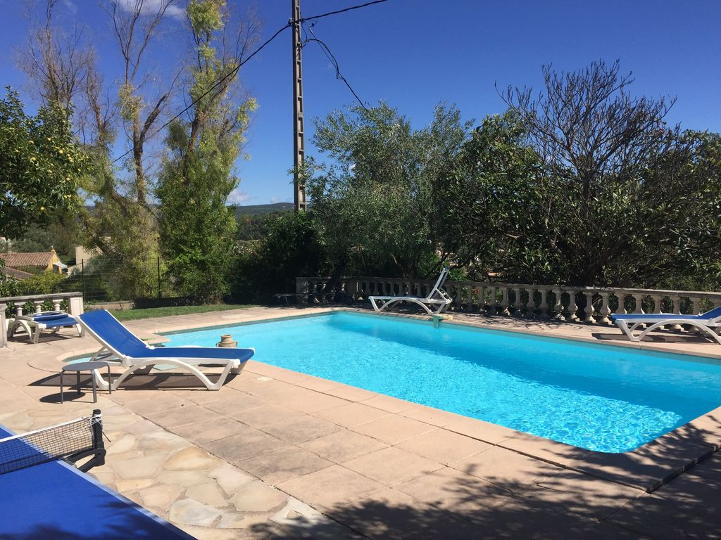 Villa with Swimming Pool in Provence