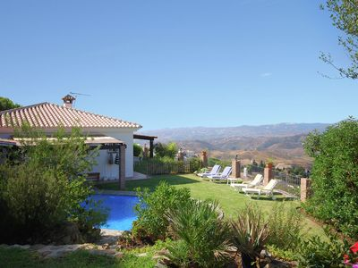 Photo for Detached house in mountain setting with great views in Mijas