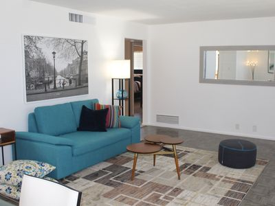 Photo for Old town Scottsdale  4 BR retro modern home,  pool, hot tub    Sleeps 12