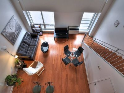 Photo for One bedroom loft in Canada, Montréal
