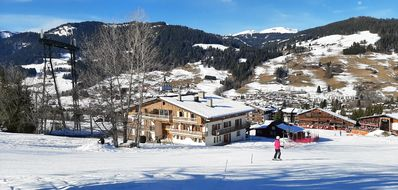 Photo for Ski in ski out Apartment LYS ORANGES, for your holidays in MEGEVE, 4 p