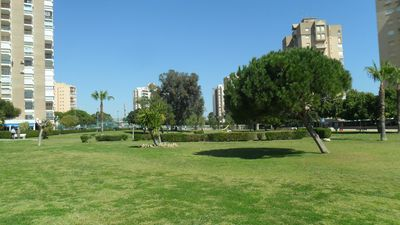 Photo for Apartment in Campoamor with great views and only 200 meters to the beach