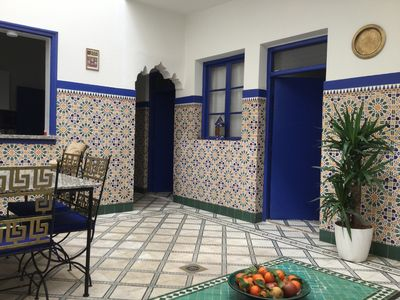 Photo for Riad style house for 3-6 people