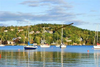 Hilltop setting with spectacular views of the beautiful Bedford Basin
