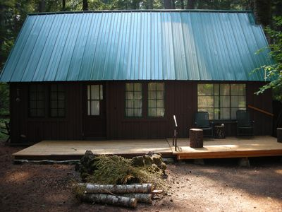 Photo for 2BR Cabin Vacation Rental in Prospect, Oregon