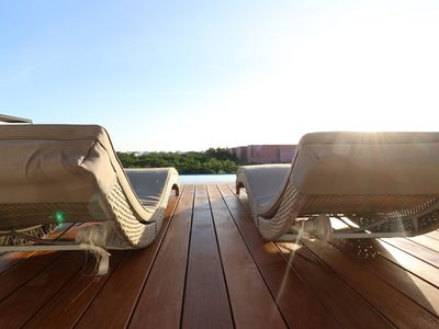 Photo for CHARMING PRIVATE POOL APARTMENT • LOS AMIGOS