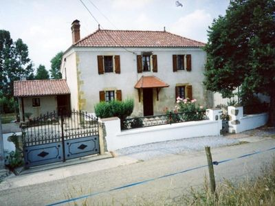 Photo for Gite Monget, 3 bedrooms, 6 persons