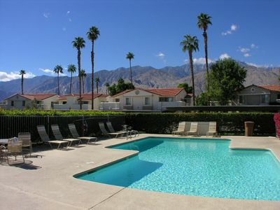 Photo for Mesquite CC Southwest: 1 BR / 1 BA condo in Palm Springs, Sleeps 2
