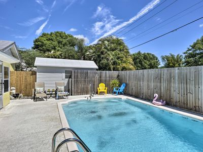 Photo for Vero Beach Home w/ Private Pool - 5 Mi to Beach!