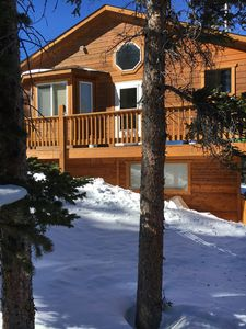 Photo for Three Bears Lodge- Secluded Colorado Cabin among the pines