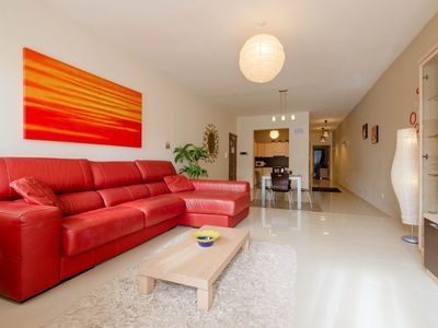 Photo for LUXURY HOLIDAY APARTMENT IN QAWRA