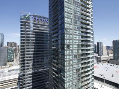 Photo for Modern Paradise Condo-CN Tower view, Leafs/Raptors