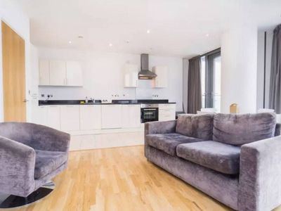 Photo for Sophisticated 2 bed apt in Stratford, 5min to tube