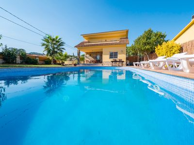 Photo for Club Villamar - Beautiful house very bright and modern with ample spaces and pleasant outside are...