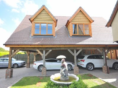 Photo for Luxury 1 Bedroom Lodge On Outskirts Of Lee On The Solent, Hampshire