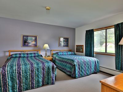 Photo for Two Double bed Standard Hotel room 217