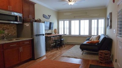 Photo for Cottage-like Condo In The Heart Of Beach Haven