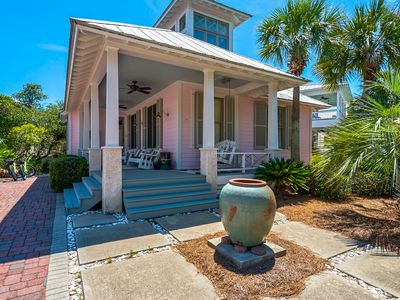 Photo for Big, & beautiful Parkshore Drive home w/ large porch, free WiFi - close to beach