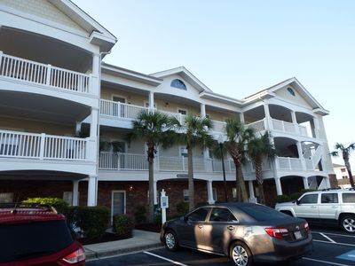 Photo for Myrtle Beach Barefoot Resort Condo. Close to Shopping and The beach