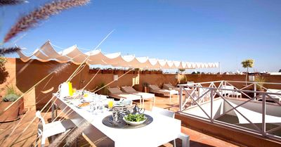 Photo for Riad Blanc - Villa for 8 people in Marrakech