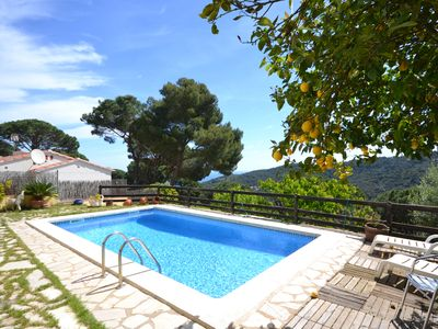 Photo for Fantastic Detached House with Private Pool and Spectacular Views
