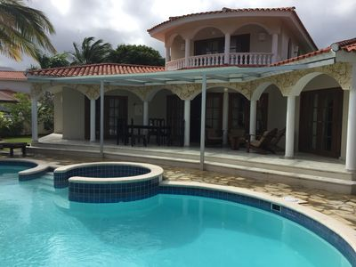 Photo for Private Villa, In Puerto Plata Dominican Republic,  3 or 6 Bedroom