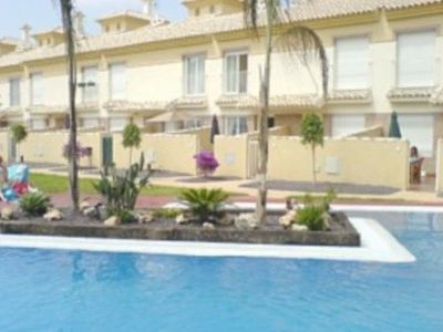 Photo for Perfectly Located 3 Bedroom House Just Yards From The Pool