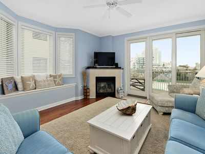 Photo for New Listing - 3 BR 3BA Ocean Block Unit with Ocean Views!