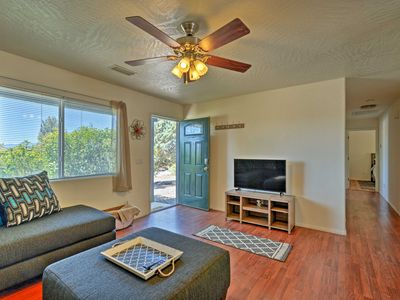 Photo for NEW! Rimrock Home w/ Mtn Views - Close to Sedona!