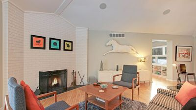 Photo for Hip respite within reach of Saugatuck with hot tub and walk to Lake Michigan