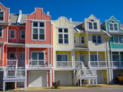 Photo for Mermaid Manor at Cambridge Cove 2 Bedroom Deluxe Townhome. Waterpark & Pool