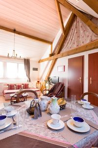 Photo for Apartment in gite or bed and breakfast, 4 prs, classified 2 **, near Europa Park