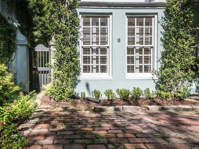 Photo for Gorgeous Home on Rainbow Row In Heart of Historic Charleston