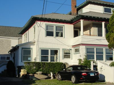 Photo for Extended stay or short term, desirable Anchor Beachfront townhouse.