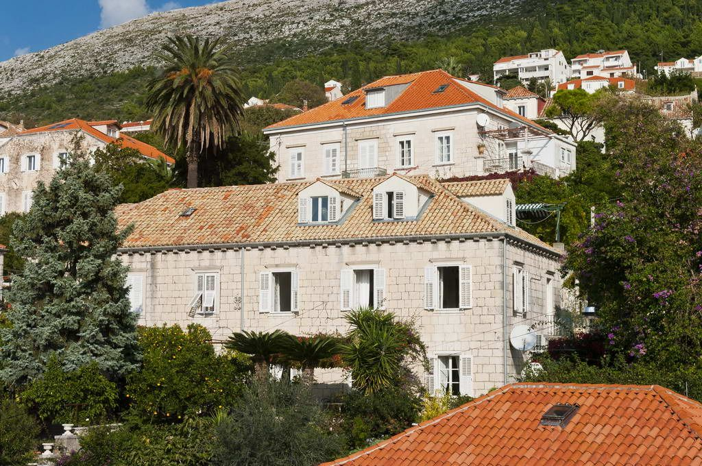 Villa Doda Apartments In Historical Gardens Of Old Town Dubrovnik