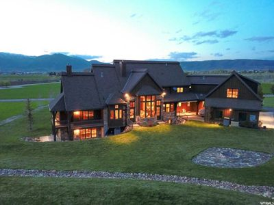Photo for World Class Rustic Estate on 19 acre Private Ranch in Heber w/ Mountain Views