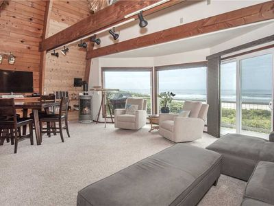 Photo for Extraordinary Oceanfront with Private Beach Access in Tierra Del Mar!