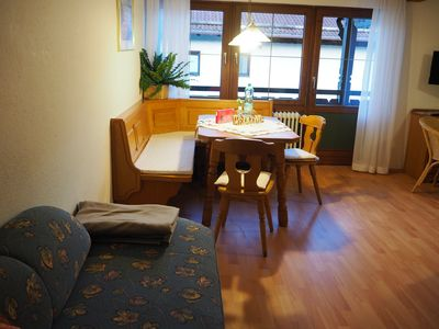 Photo for Central Apartment Alpina Inzell 108 with Wi-Fi & Balcony; Parking Available