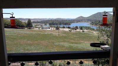 Photo for Mountain Cabin with Lake View in Cuyamaca State Park - Julian, CA