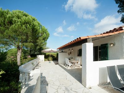 Photo for Modern Holiday Home in Sainte-Maxime with Shared Pool