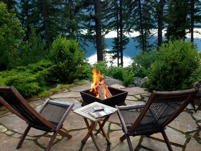Photo for Loki's Lodge - Private and fully appointed cabin on Slocan Lake, West Kootenays